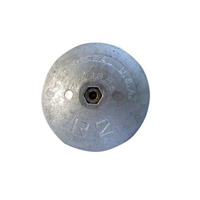 Anodo Disco Salobre Aluminio 72 mm -  2.13/16