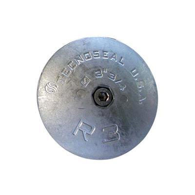 Anodo Disco Salobre Aluminio Al 3.3/492.07 mm