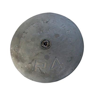 Anodo Disco Salobre Aluminio Al 5 127 mm