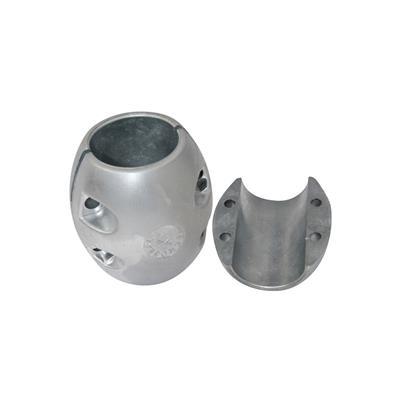 Anodo Eje Salobre Aluminio Al Eje 3A76,2 mm