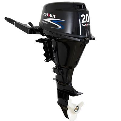 Motor Fuera de Borda Parsun 4T de 20HP Manual Corto