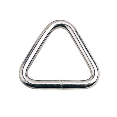 Triangulo Inox D 8x50 mm 5/16