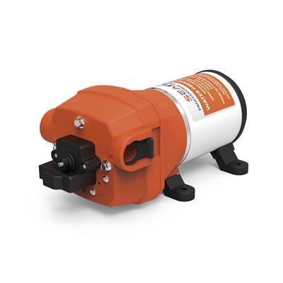 Bomba Agua Automatica  12.5 LPM 6 Canillas 35 Psi Con By Pass