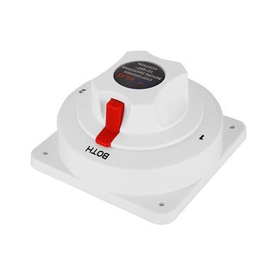 Llave Corte 2 Bateria 175/300 Amp Blanca