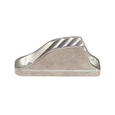 Clamcleat D 6/12mm de aluminio gris cl219