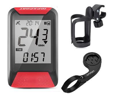 Ciclocomputador Igpsort Igs130 No Acepta Sensor Cardiaca Cadencia Y Velocidad 6970817352781