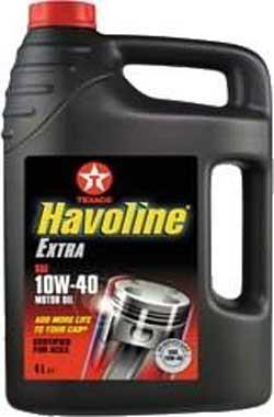 Aceite 4T HAVOLINE (EEUU) 10W-40 4730 CC para motores de 4 tiempos