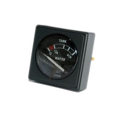 Indicador De Nivel De Agua Potable VDO N02230202 Para Sensor Articulado