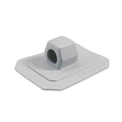 Gomon accesorio pasacabo pvc gris 409g
