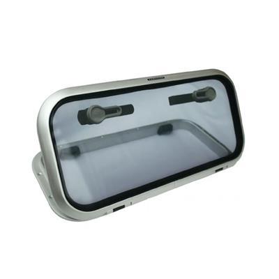 Tambucho De Aluminio 260x260 mm Corte 330x330 mm