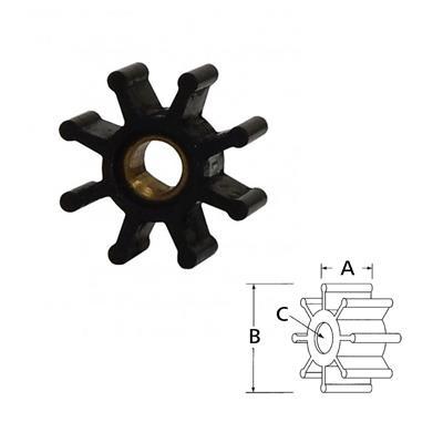Rotor 14750-0001 Itt Neopreno